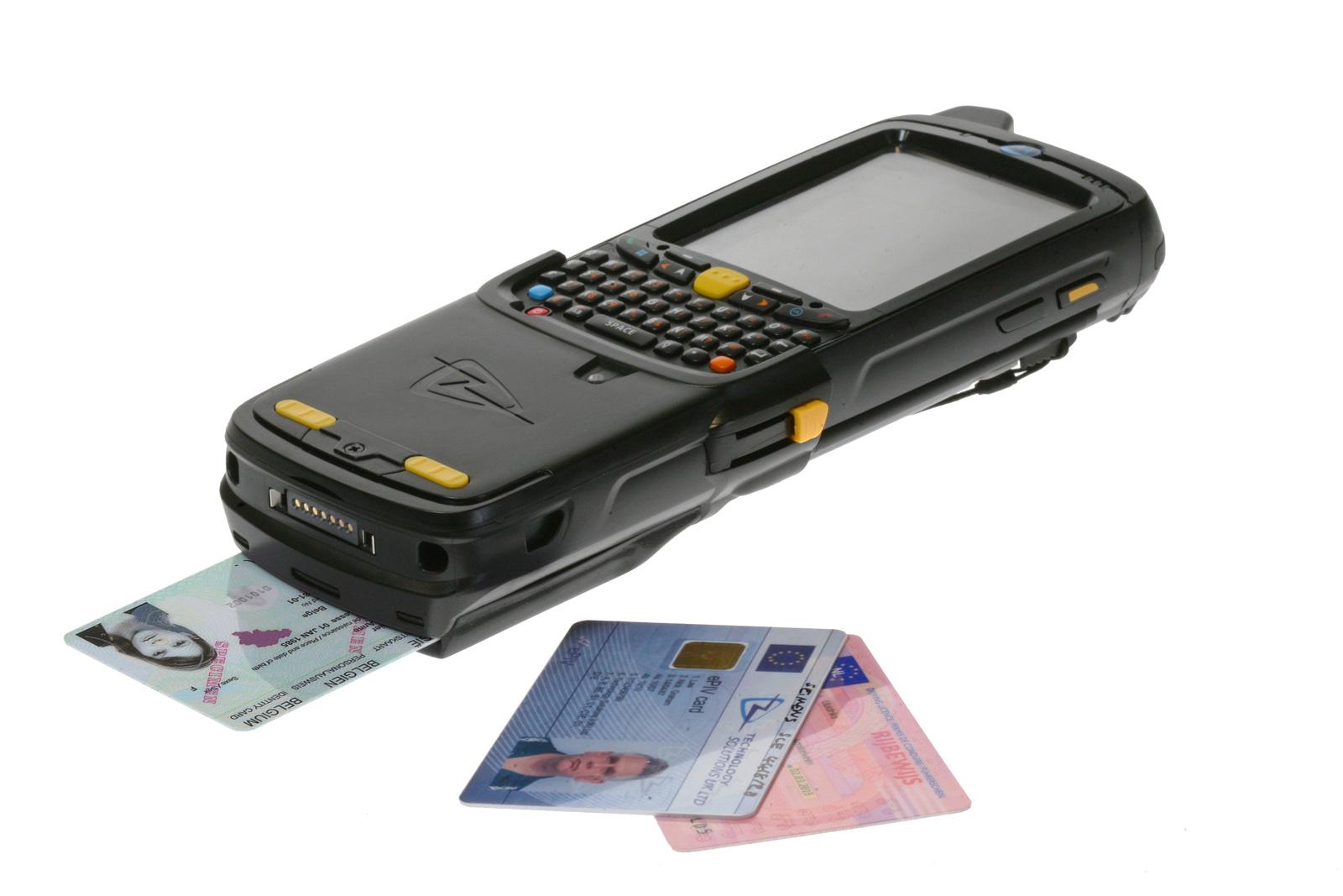 1157 Smart Card Reader for Motorola MC55/65/67 ...