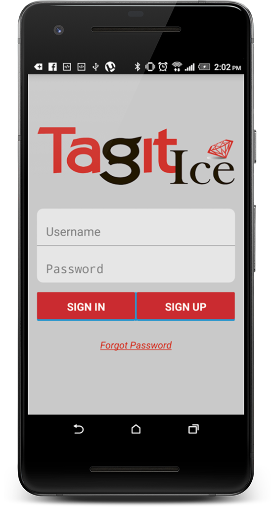 Tagit ice - A New App from Tagit RFID Solutions DMCC - Technology