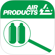 Air Products Container Tracking Tool app
