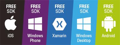 Free SDKs