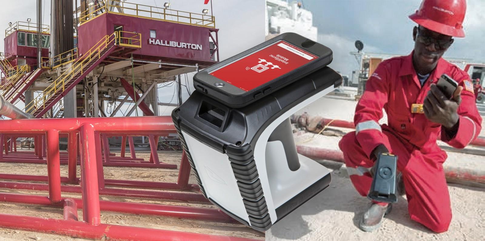 Halliburton's IntelliSync™ System Uses UHF RFID Technology