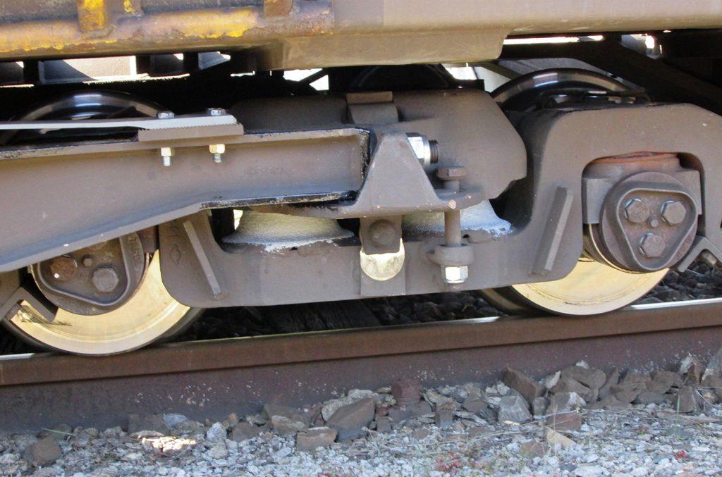 Deutsche Bahn use TSL® UHF RFID Readers to track Rail