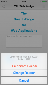 Web Wedge - iOS 4