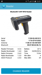 RFID Explorer Android 2